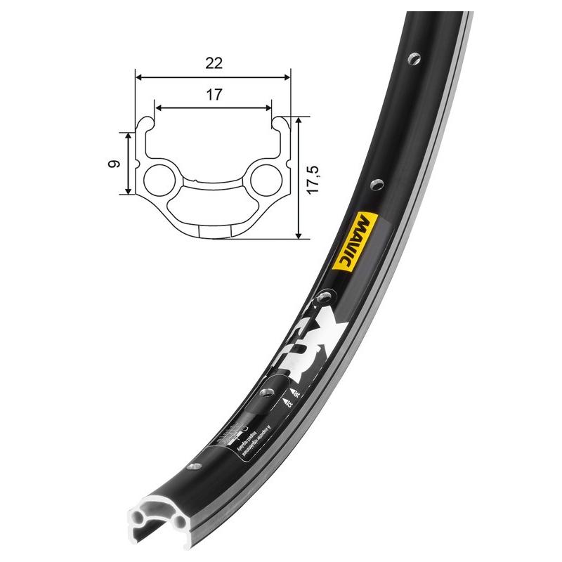 """schwarz Schwalbe 10800017 Felgenband Import 24//26//28/"""" 21 mm 1 Stück"""