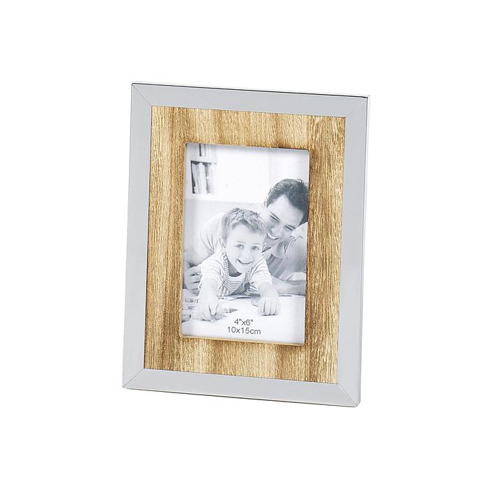 TFC 51 9332019 Bilderrahmen Holz / Metall, für Bildgröße 13 x 18 cm ...