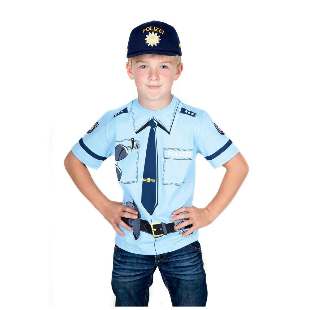 Kinder T-Shirt, Größe 104 & Basecap