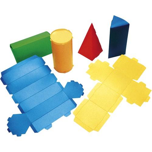 EDUPLAY 120-134 Geos, 6 Geos, mehrfarbig (1 Stück)
