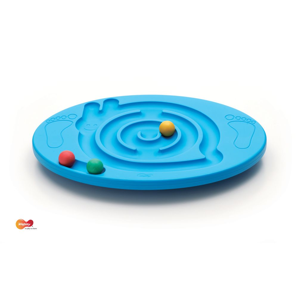 WePlay Maze Balance Board, blue
