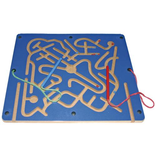 1 Stück bunt EDUPLAY Magnetspiel Ameisen quadratisch