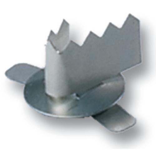 Kerzenhalter aus Metall für Laternen, 100 Stück