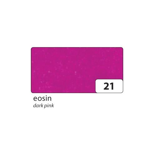 folia 450-21 Wabenpapier, 30 Lagen geklebt, 33x40cm, eosin (5 Bogen)