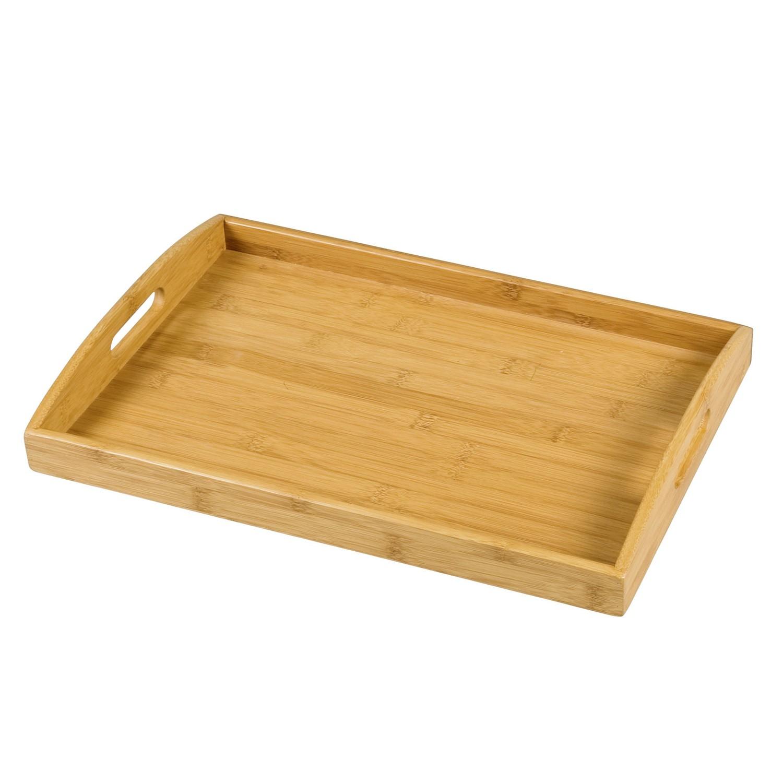 kesper 77516 servier freizeittablett bambus natur 1 st ck. Black Bedroom Furniture Sets. Home Design Ideas
