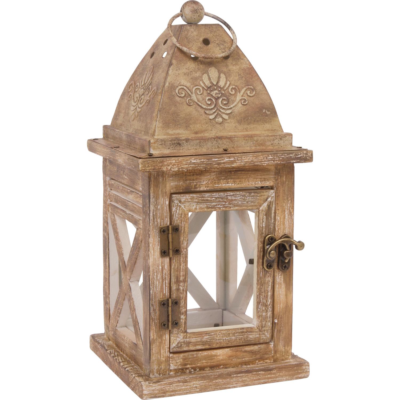 small foot 6875 windlicht nora aus holz mit ring zum aufh ngen natur 1 st ck ebay. Black Bedroom Furniture Sets. Home Design Ideas