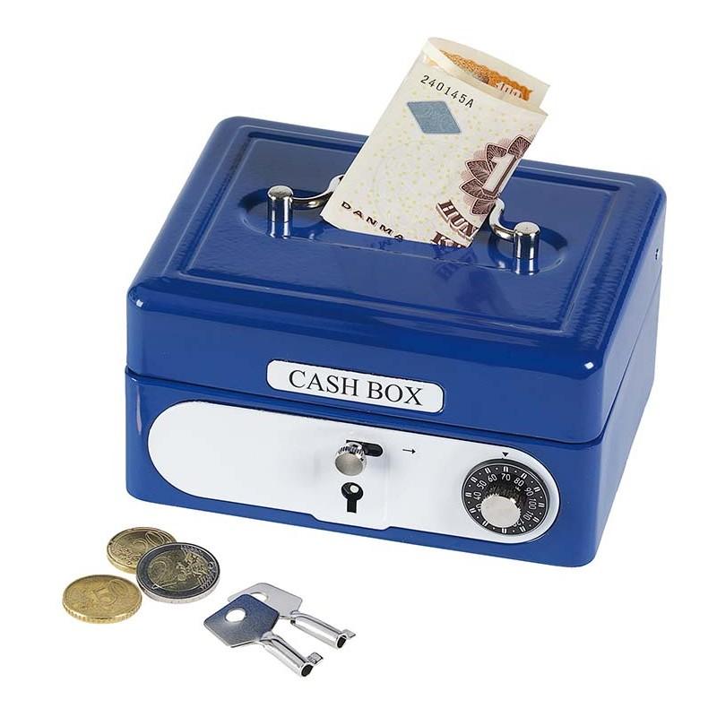 Geldkassette mit Kombinationsschloss