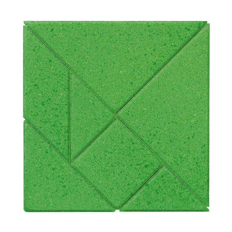 ANKER 57771 Anker Puzzle Das Quadrat, bunt (1 Stück)