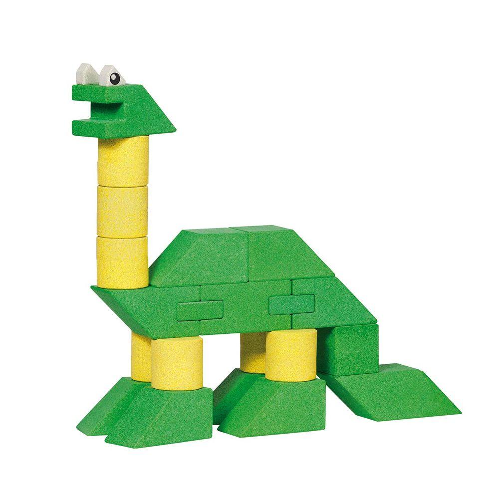 Baukasten Dinosaurier (klein) Dinosa