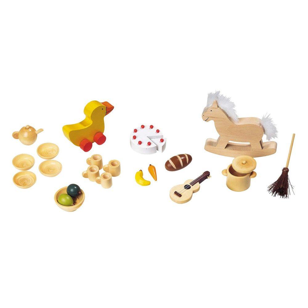 Goki So300 Accessoires Mehrfarbig 1 Set Spielzeug