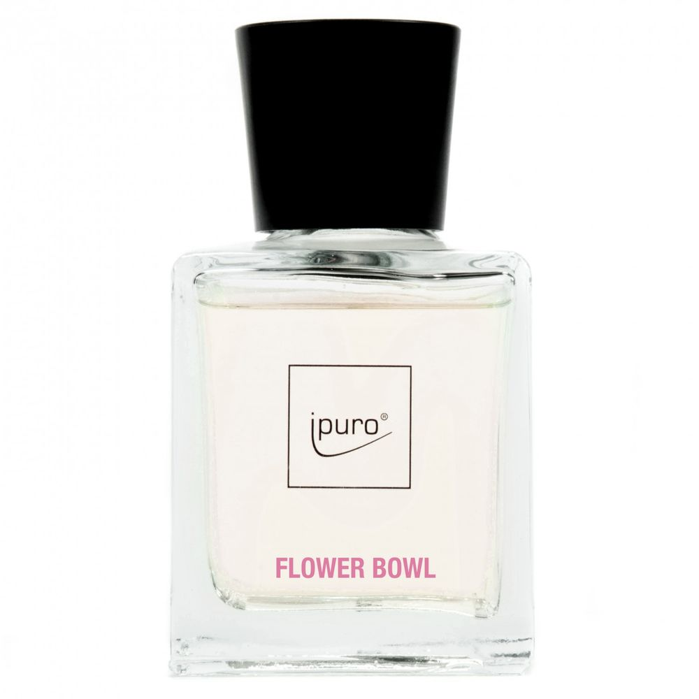"ipuro IFC0016 ""essential-line"" Raumduft im Diffusor ""Flower Bowl"" (200 ml)"