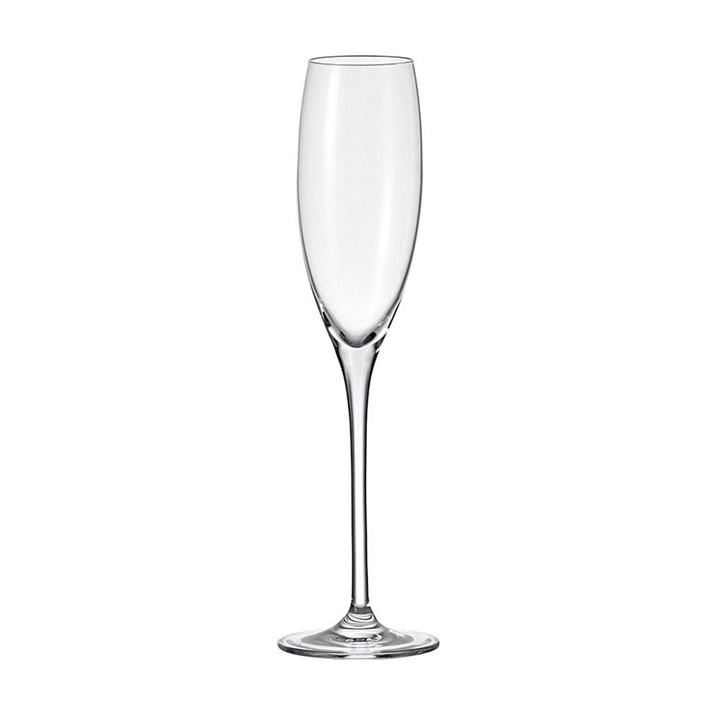 061631 Sektkelch, Glas, 230ml, H 27cm
