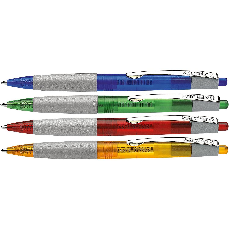 Schneider kugelschreiber loox blaue mine farbe zuf llig for Schneider dekoration