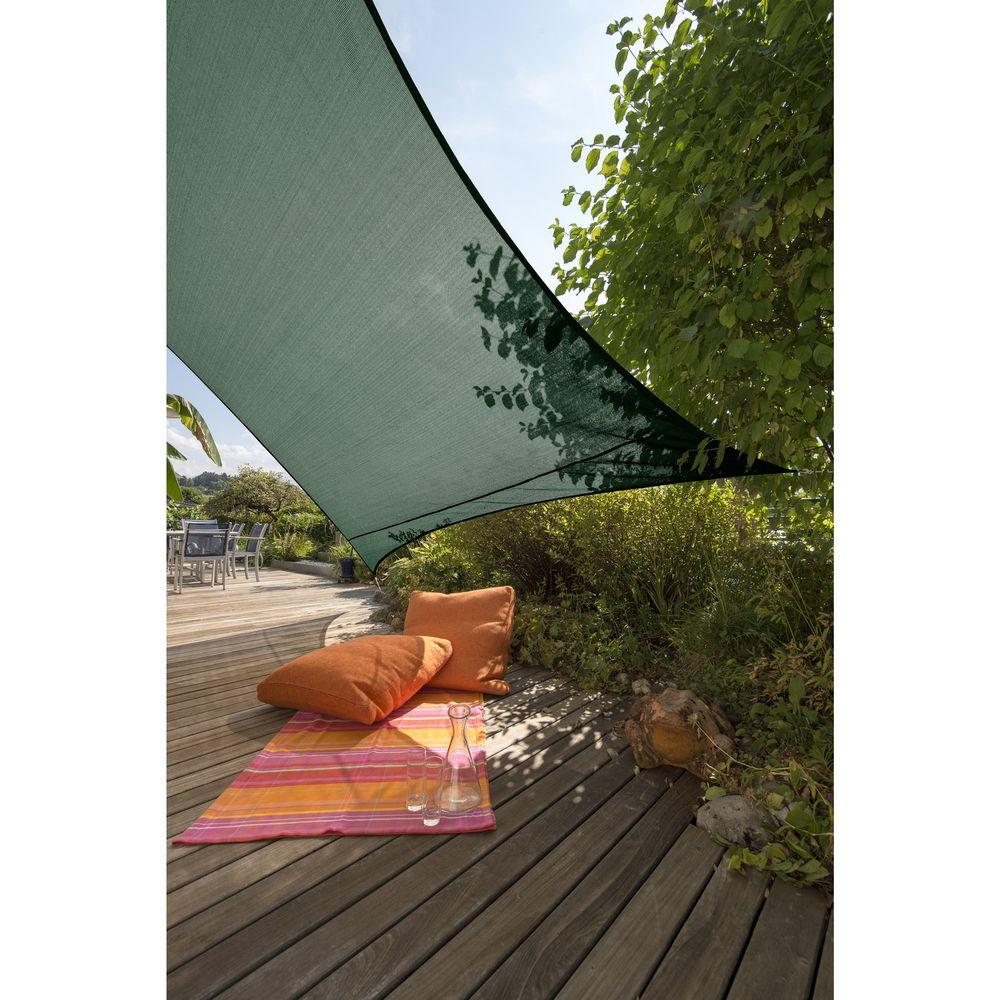 "SunSail Sonnensegel ""ADRIA"", 158 g/m², Quadrat, 3,6x3,6m"