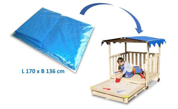 Dachplane für ein Spielhaus