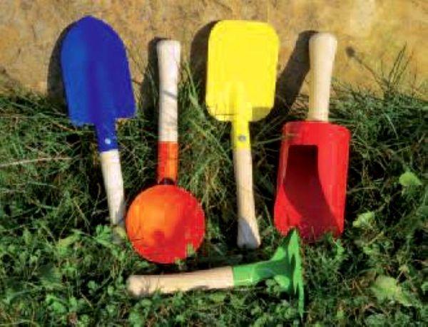 Gartengeräte Schaufel-Set für Kinder