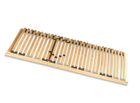 Coemo Lattenrost-Discounter Lattenrost Basic 140 x 220 cm Überlänge