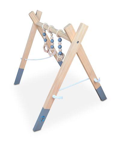 Coemo Baby GYM Spielbogen aus Holz