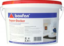 Baufan Super-Decker 2,5 Liter