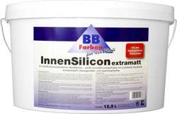 BBFarben InnenSilicon extramatt 5 Liter