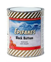 Epifanes Black Bottom Schwarz 1-K, 1 Liter