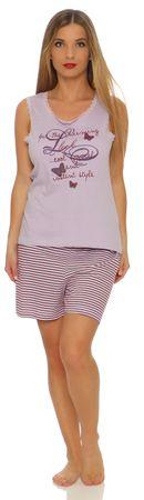 Damen Shorty Schlafanzug sommerlich in verschiedenen Modellen 36/38 - 48/50 – Bild 14