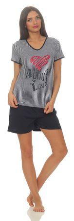 Damen Shorty Schlafanzug  – Bild 25