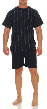 Herren Shorty Schlafanzug kurz – Bild 10
