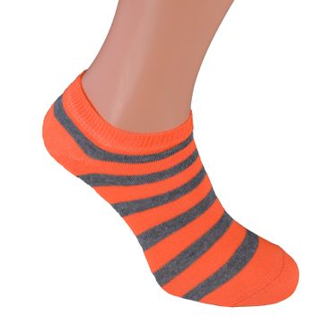 8 Paar Sneaker Socken Füsslinge  – Bild 18