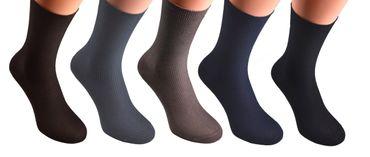 Diabetiker Socken ohne Gummi – Bild 1