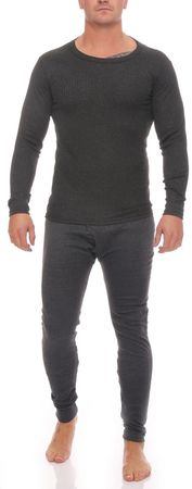Herren Thermo Unterwäsche als Set oder einzeln Hemd/Hose Gr. 5 bis 10 lieferbar – Bild 7