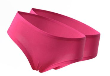 2 Stück sexy Pants Damenslips Hüftslip einfarbig pink,gelb oder weiß 36/38-48/50 – Bild 3
