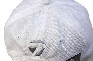 TaylorMade Chelsea Golf-Cap oder Golf Visor mit 3-D Logo und floralem Motiv  – Bild 6