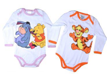 2 Disney Baby Bodys Winnie Pooh Säuglinge – Bild 1