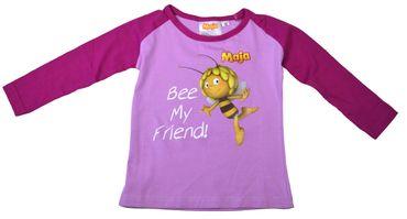 T-Shirt Langarm Kinder Biene Maja Tabaluga Zigby – Bild 5