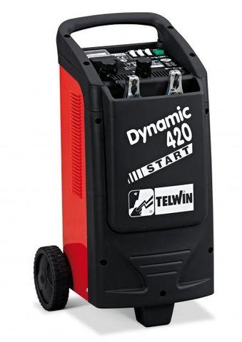 Telwin Dynamic 420 Start - Ladegerät und Starter 12-24 Volt