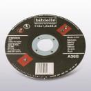 Bibielle Dünnwandige Trennscheibe für Metall, 115 mm, 115x1x22,2 mm, CW0253