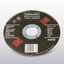 Bibielle Dünnwandige Trennscheibe für Metall, 125 mm, 125x1x22,2 mm, CW0254
