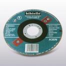 Bibielle Dünnwandige Trennscheibe für rostfreien Stahl (Edelstahl), 125 mm, 125x1x22,2 mm, CW0354