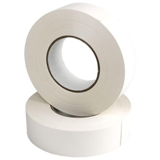 2 Rollen PVC Schutzband Schutzfolie Softtape Klebeband Weiß glatt 40mm x 250m