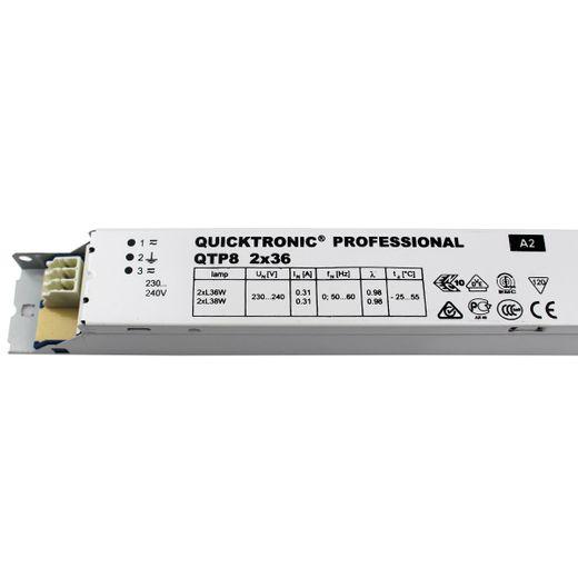 OSRAM Quicktronic Professional QTP8 2x36W Vorschaltgerät EVG