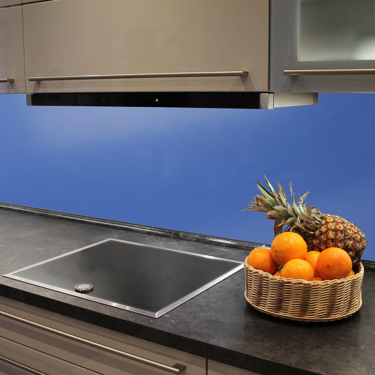 Beste Blauer Kreide Malen Küchenschränke Zeitgenössisch ...