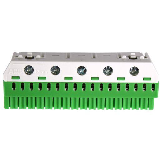 [Paket] ABB PE Quick-Steckklemme ZK175G  17x1,5-4mm²+5x25mm²