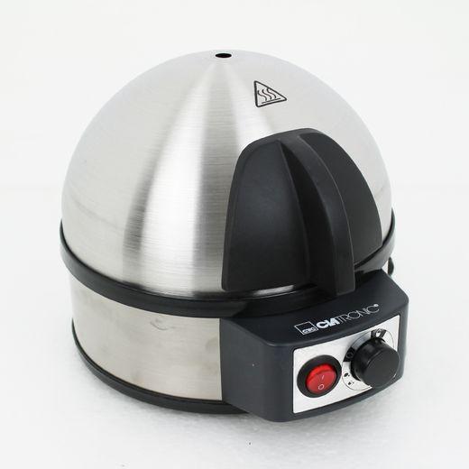 Clatronic Eierkocher EK 3321 7 Eier 400 Watt mit Härtegradeinstellung