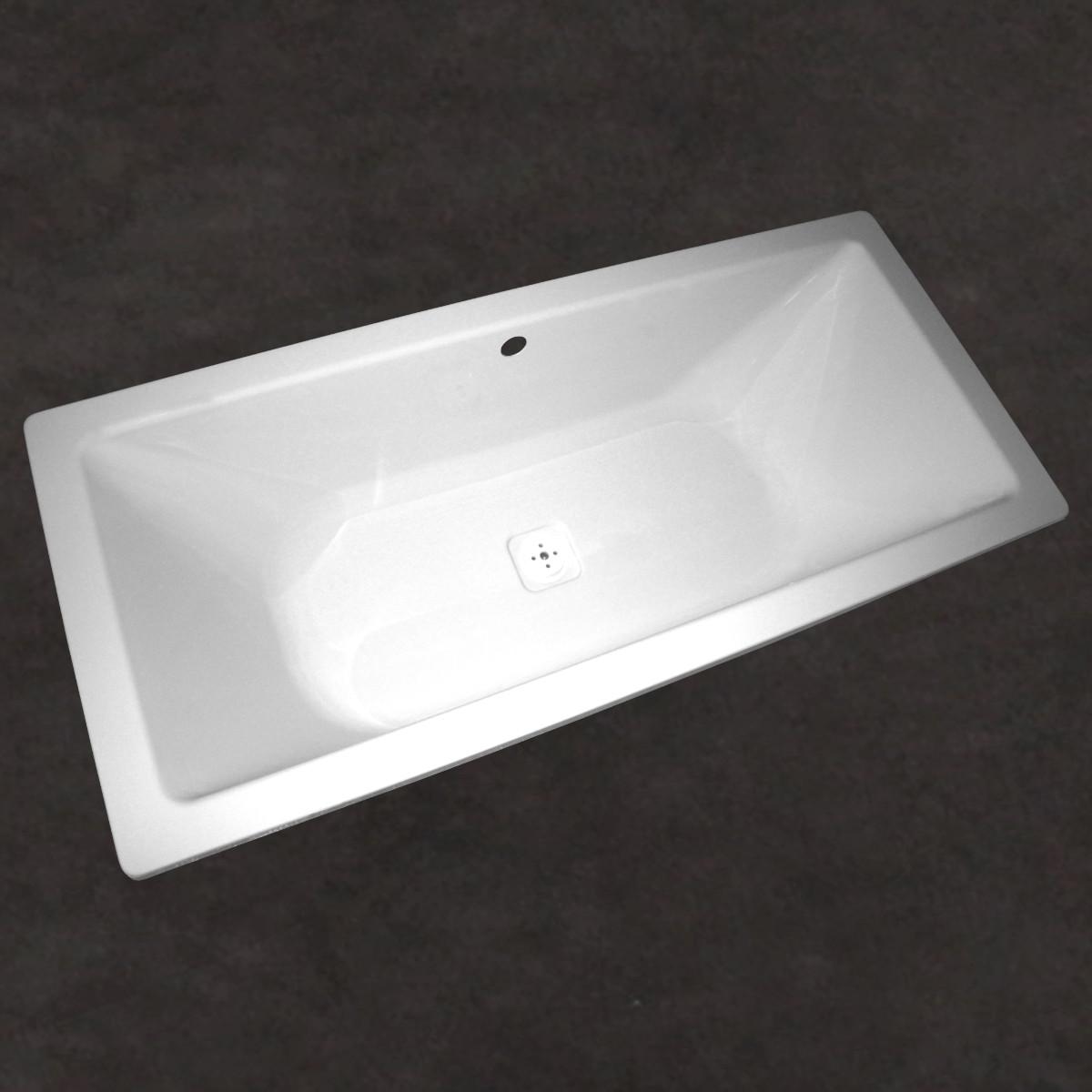 kaldewei conoduo 733 rechteck badewanne 180 x 80 x 43 cm. Black Bedroom Furniture Sets. Home Design Ideas