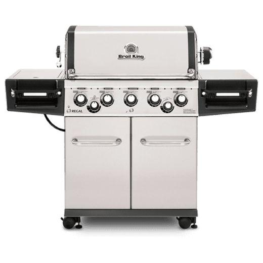 Broil King REGAL S590 PRO  Gas-Grill BBQ Edelstahl Brenner gebraucht