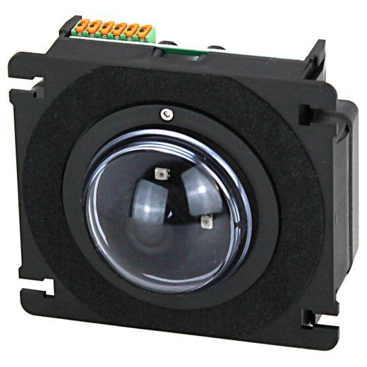 Elcom BEC-200 Einbau-Kamera EB 6D-Video schwarz matt