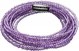 Story Armband Perlen facetten Amethyst 54 cm 1404871-54 günstig kaufen 001