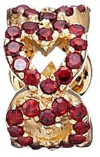 Story Charme Ring Herzen Zirkonia Silber vergoldet 5208198 günstig kaufen 001