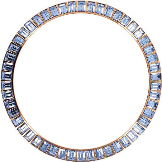 Marc Coblen MCB45R211 Lünette 45mm Blau Edelstahl günstig kaufen